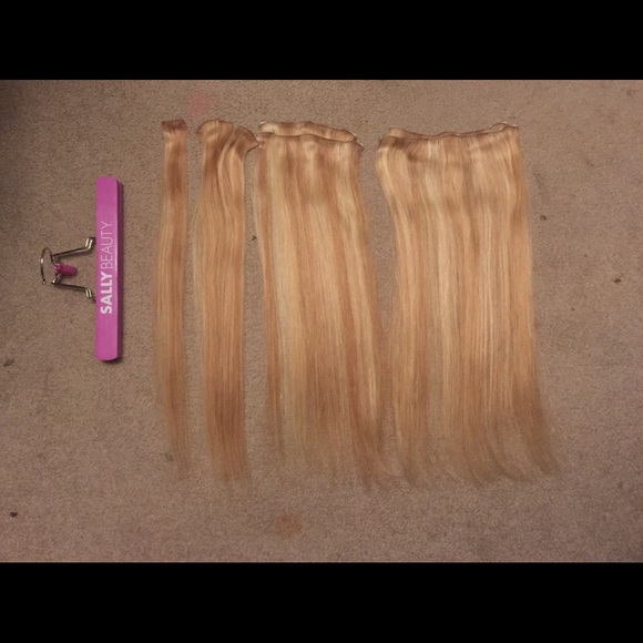 Sally Beauty Supply Accessories 20 Blondeash Strawberry Blonde